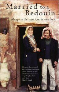Married to a Bedouin, by Marguerite van Geldermalsen - Click image to hear Melissa's interview with Marguerite's son, Raami!!